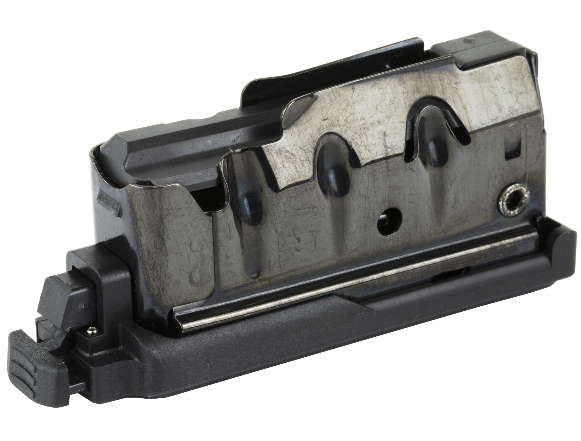Details about Savage Arms Magazine For Axis Series  223 Remington-4 Round  Rifle Mag-55230