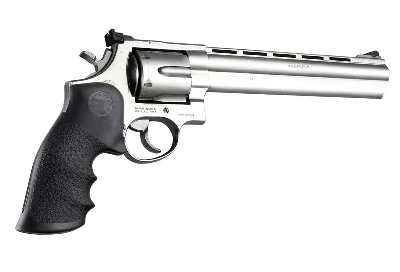 Hogue Ruber Grip For Taurus Med/Large Frame Square Butt Revolvers ...