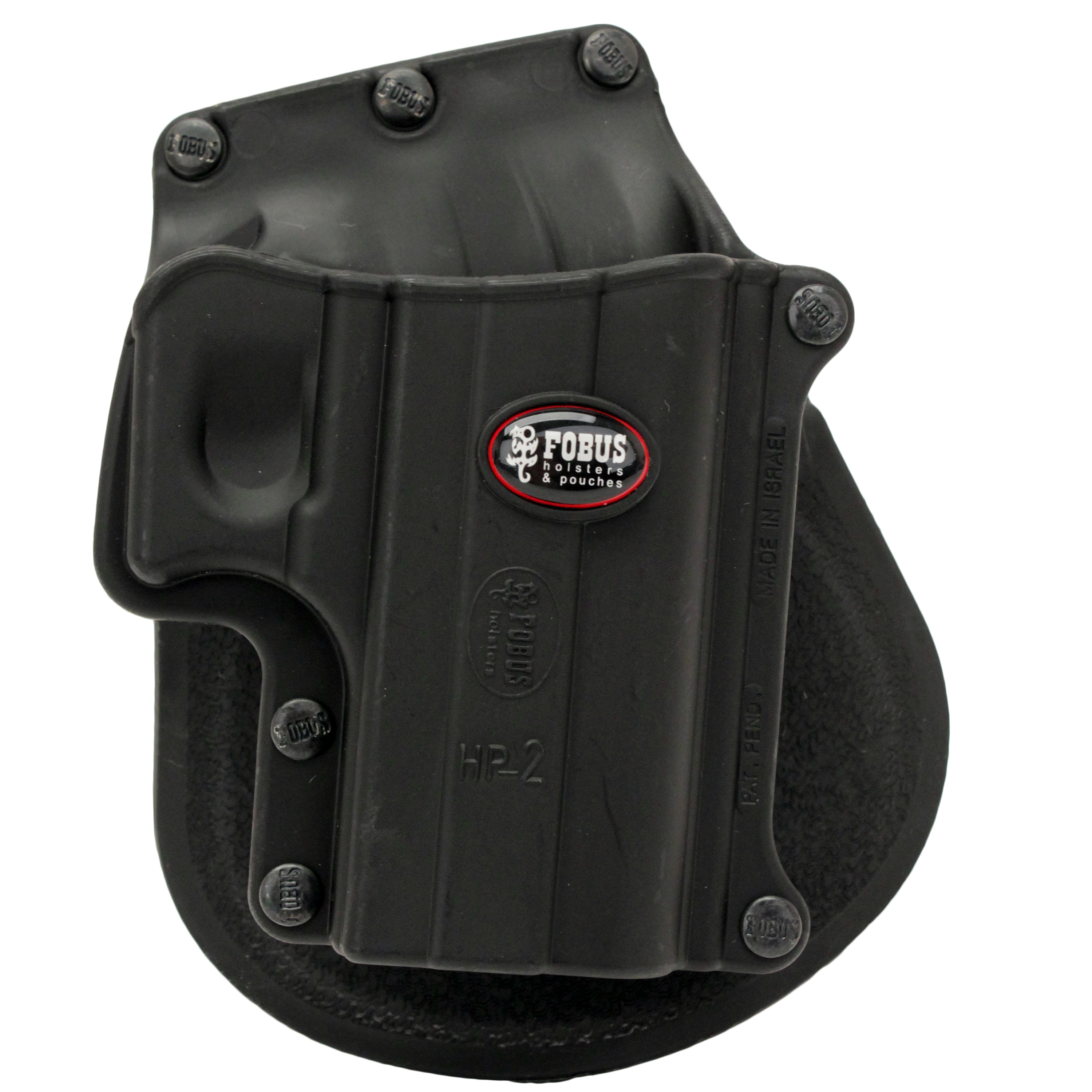 Details about Fobus Standard Paddle Holster For Hi-Point  380 & Bersa  BPCC-Right Hand-HP2