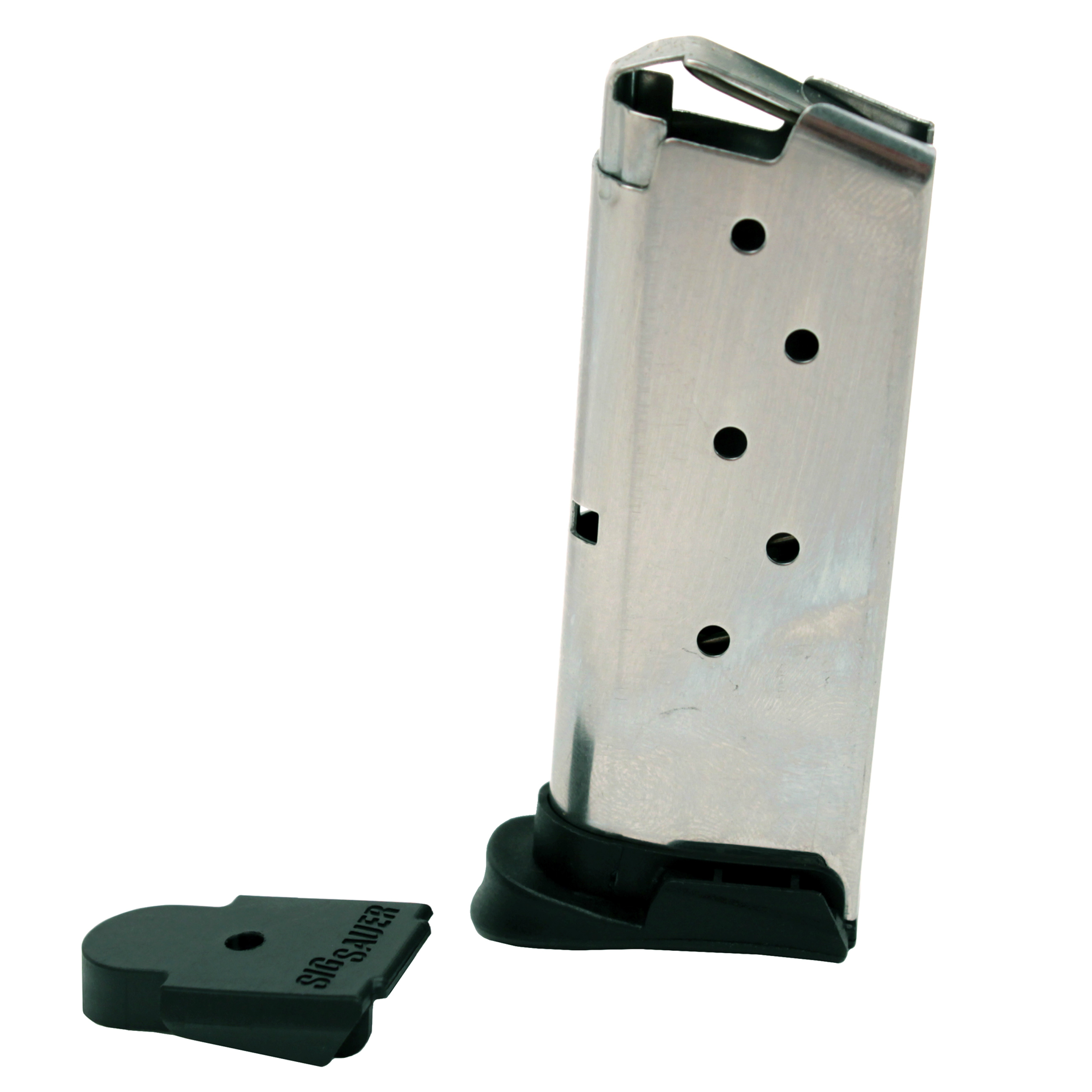 Sig Sauer P290 9mm Luger 6 Round OEM Factory Magazine w// Extender MAG-290-9-6