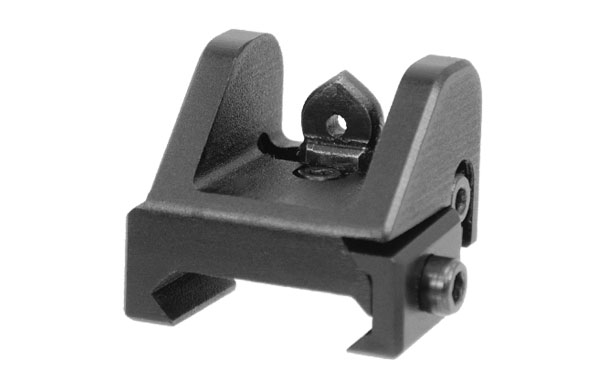 Details about Leapers UTG Sub-compact Rear Sight For Shotguns &  22  Rifles-MNT-910